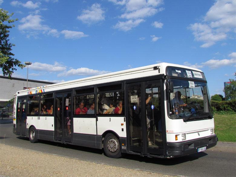 Trans Bus Actualit 233 S Photo Du Mois Ao 251 T 2011
