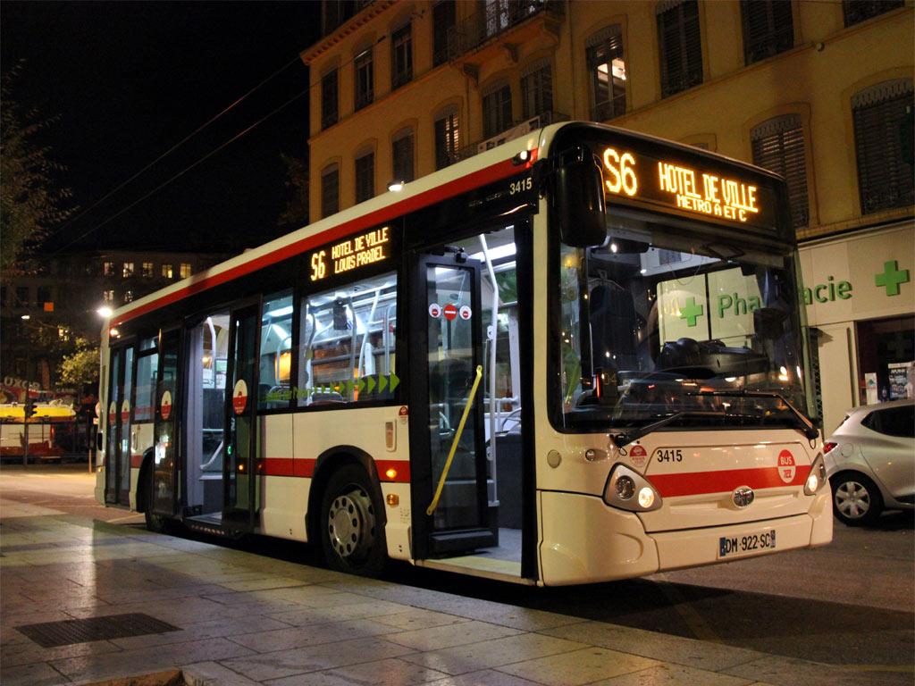 Trans 39 bus actualit s photo du mois octobre 2016 - Lyon to geneva bus ...