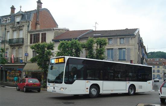 trans 39 bus midibus mercedes o 530 k citaro. Black Bedroom Furniture Sets. Home Design Ideas