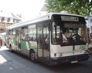 trans 39 bus autobus standard renault r 312. Black Bedroom Furniture Sets. Home Design Ideas