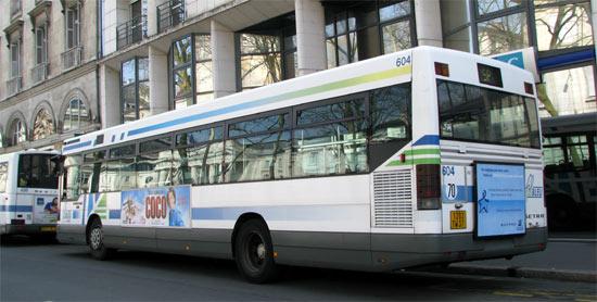 trans 39 bus autobus standard setra s 300 nc. Black Bedroom Furniture Sets. Home Design Ideas