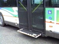 bus accessible