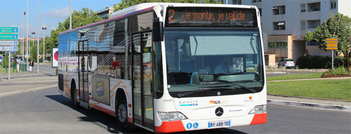 Trans 39 bus dossier gestion de parc - Bus salon de provence aix en provence ...