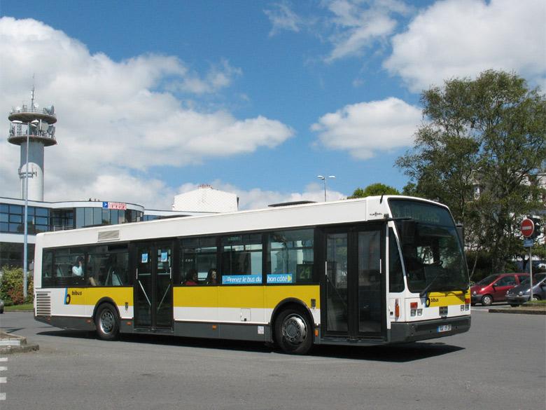 trans 39 bus phototh que autobus vanhool a 320 bibus brest. Black Bedroom Furniture Sets. Home Design Ideas