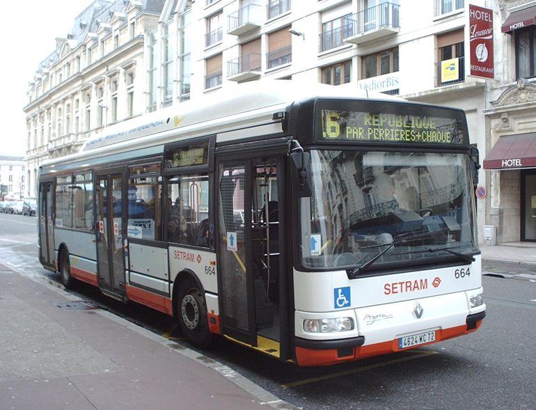 trans 39 bus phototh que autobus renault agora gnv setram le mans. Black Bedroom Furniture Sets. Home Design Ideas