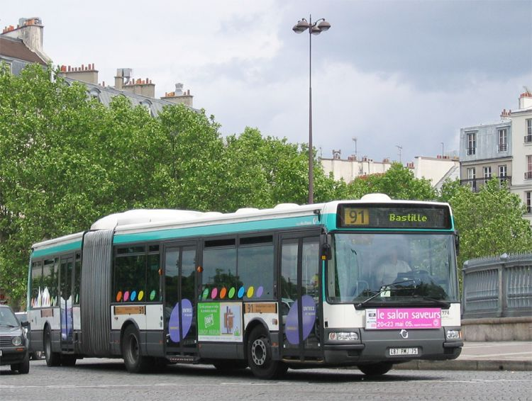 trans 39 bus phototh que autobus irisbus agora l ratp paris. Black Bedroom Furniture Sets. Home Design Ideas