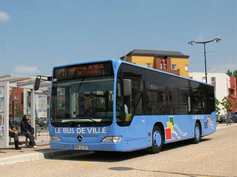 trans 39 bus phototh que autobus mercedes citaro k transbord louviers. Black Bedroom Furniture Sets. Home Design Ideas