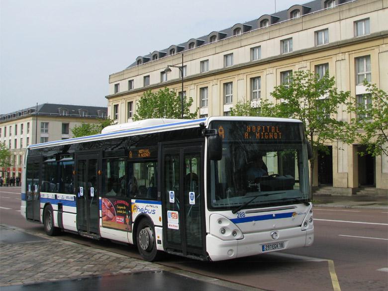 trans 39 bus phototh que autobus irisbus citelis 12 ph bus versailles. Black Bedroom Furniture Sets. Home Design Ideas