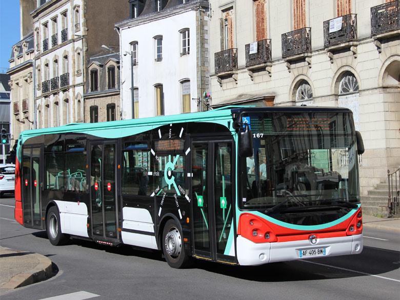 trans 39 bus phototh que autobus irisbus citelis 12 kic o vannes. Black Bedroom Furniture Sets. Home Design Ideas