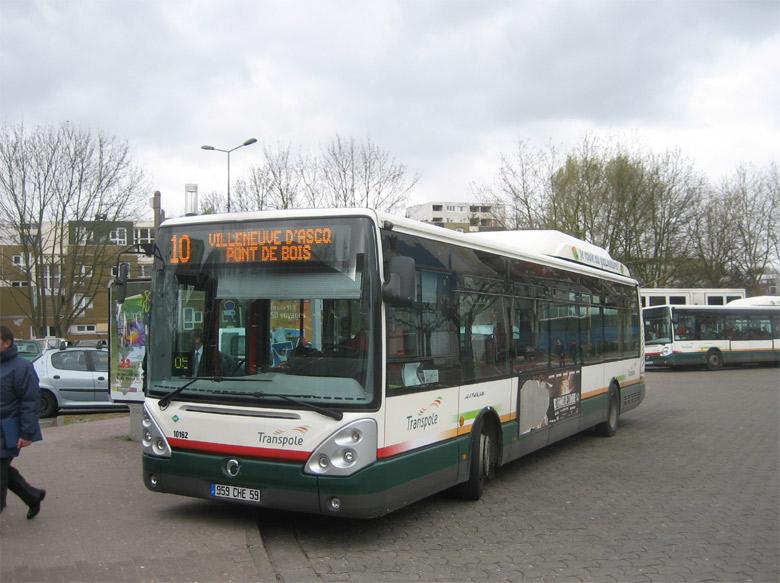 TRANS'BUS - Photothèque autobus : IRISBUS Citelis 12 GNC ...
