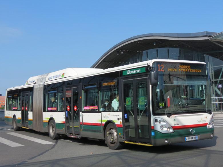 trans 39 bus phototh que autobus irisbus citelis 18 gnc transpole lille. Black Bedroom Furniture Sets. Home Design Ideas