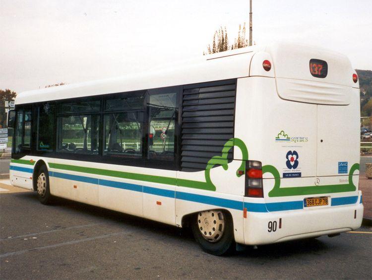 trans 39 bus phototh que autobus mercedes cito sqybus saint quentin en yvelines. Black Bedroom Furniture Sets. Home Design Ideas