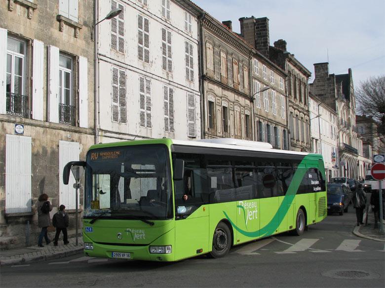 trans 39 bus phototh que autobus irisbus crossway le vtpc r seau vert. Black Bedroom Furniture Sets. Home Design Ideas