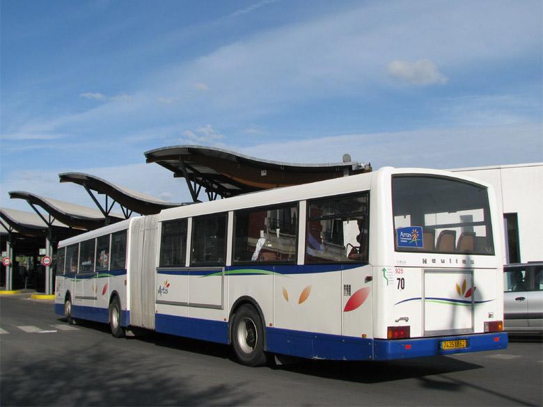 trans 39 bus phototh que autobus heuliez gx 187 artis arras. Black Bedroom Furniture Sets. Home Design Ideas