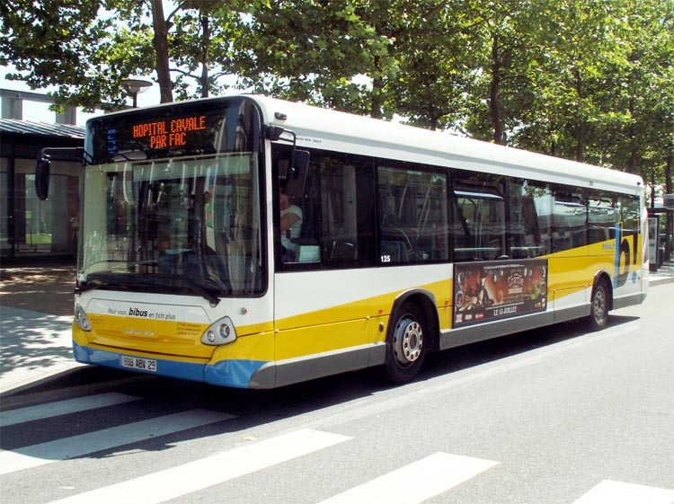 trans 39 bus phototh que autobus heuliez gx 327 bibus brest. Black Bedroom Furniture Sets. Home Design Ideas