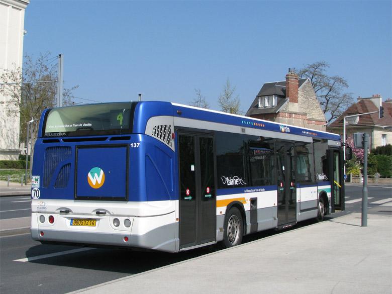TRANSBUS - Photothèque autobus : HEULIEZ GX 327 - TWISTO - Caen
