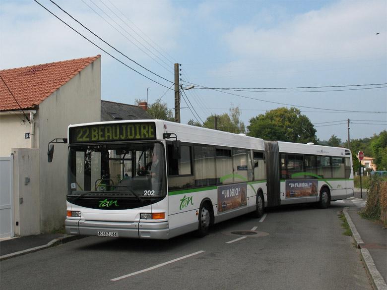 trans 39 bus phototh que autobus heuliez gx 417 tan nantes. Black Bedroom Furniture Sets. Home Design Ideas