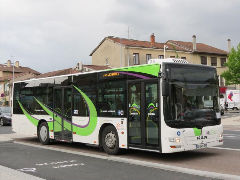 Trans 39 bus phototh que autobus man lion 39 s city m - Piscine de villefranche sur saone ...