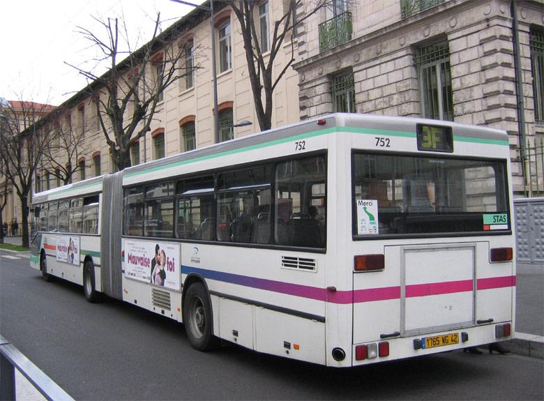 trans 39 bus phototh que autobus mercedes o405 gn stas st etienne. Black Bedroom Furniture Sets. Home Design Ideas