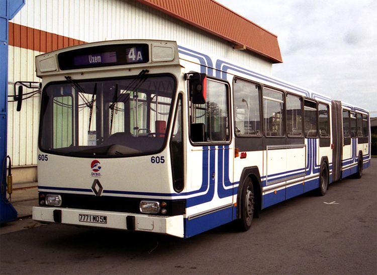 trans 39 bus phototh que autobus renault pr 180 dk 39 bus dunkerque. Black Bedroom Furniture Sets. Home Design Ideas