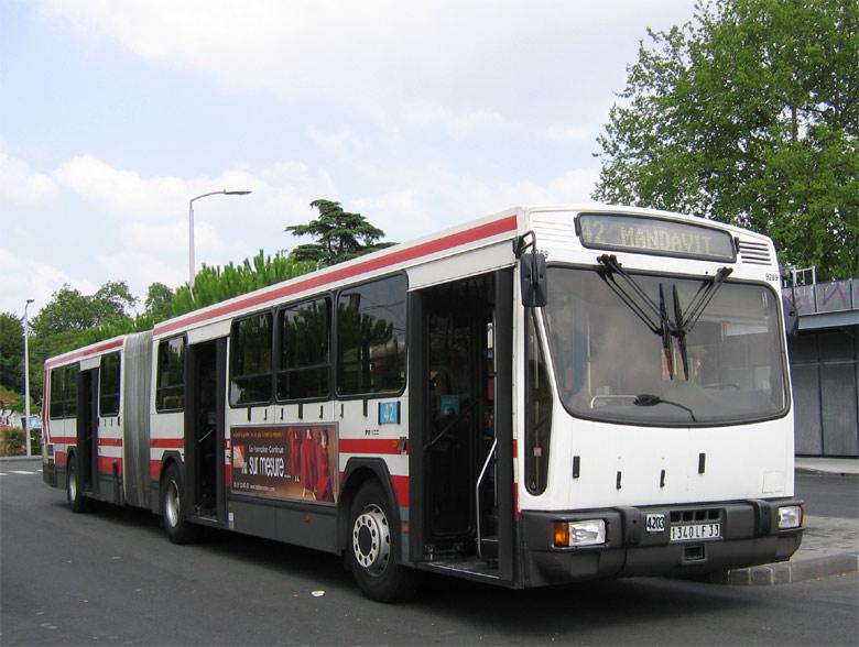 trans 39 bus phototh que autobus renault pr 180 2 tbc bordeaux. Black Bedroom Furniture Sets. Home Design Ideas