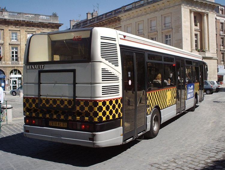 trans 39 bus phototh que autobus renault r 312 tur reims. Black Bedroom Furniture Sets. Home Design Ideas