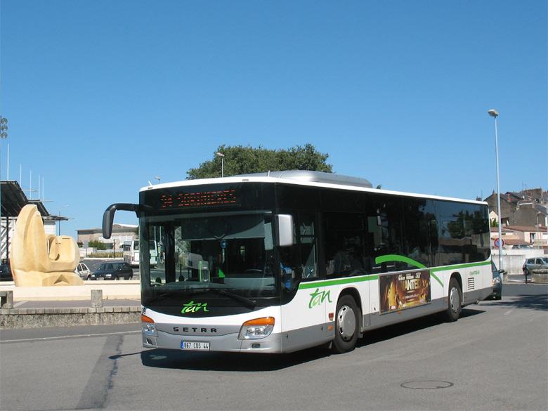trans 39 bus phototh que autobus setra s415 nf tan nantes. Black Bedroom Furniture Sets. Home Design Ideas