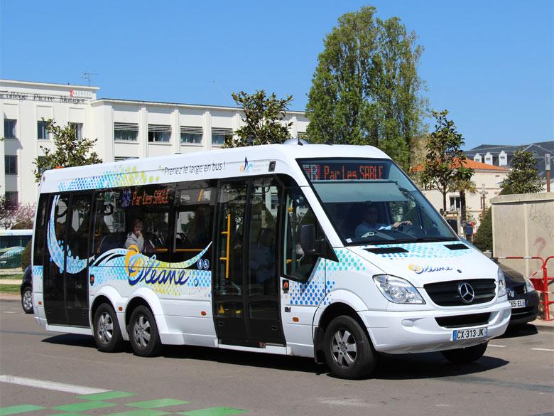 Trans Bus Phototh 232 Que Autobus Mercedes Sprinter City