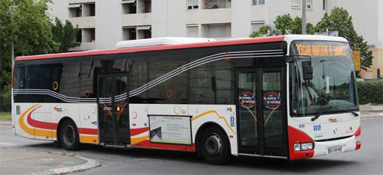 Trans 39 bus r seaux aix en provence aix en bus - Aix en provence salon bus ...