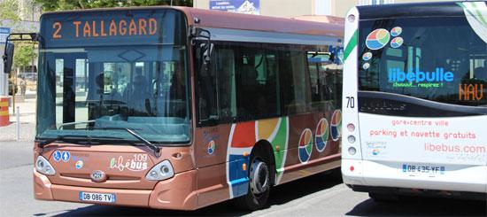 Trans 39 bus r seaux salon de provence lib bus - Salon de provence aix en provence bus ...