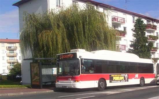 Trans 39 bus r seaux bayonne chronoplus - Bayonne bordeaux bus ...