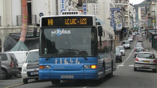 trans 39 bus r seaux lourdes city bus. Black Bedroom Furniture Sets. Home Design Ideas