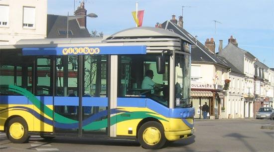 Vikibus. 76190