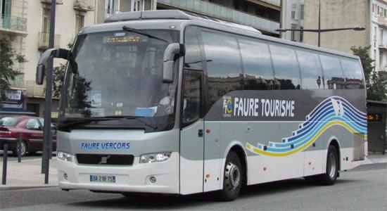 Trans 39 bus r seaux faure - Bus lyon nancy ...