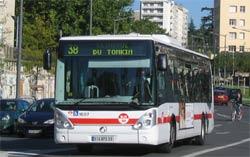 Trans 39 bus actualit s janvier 2011 - Lyon to geneva bus ...