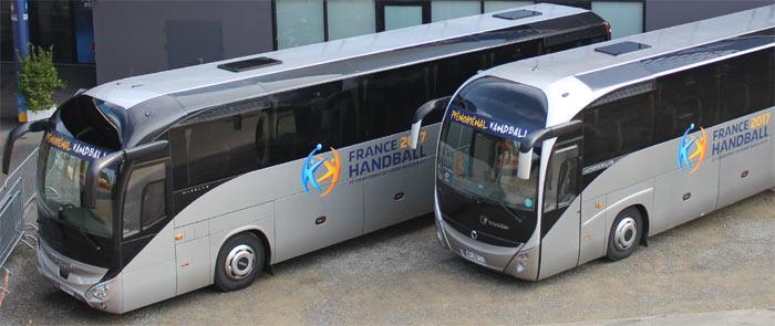 Trans 39 bus actualit s france handball 2017 transports - France pare brise rennes ...