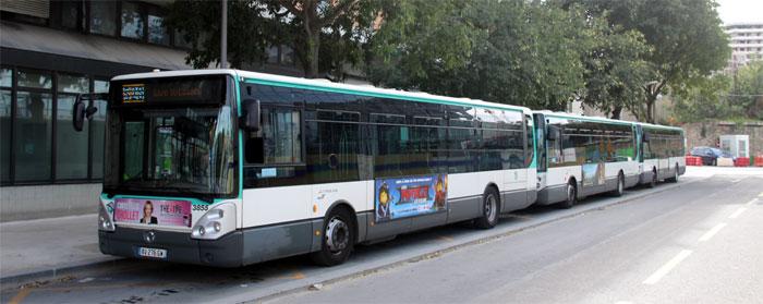 trans 39 bus actualit s nouvelle ligne de bus ratp 528 paris. Black Bedroom Furniture Sets. Home Design Ideas
