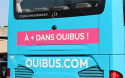 Ouibus : 5 ans d'existence