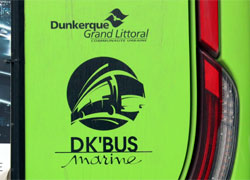 Dunkerque : bus gratuits
