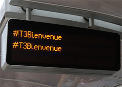 Prolongement du tramway T3 à Paris