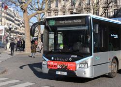<b>Plan</b> <b>bus</b> RATP - Carte <b>bus</b> RATP (France) - <b>Plans</b> <b>Paris</b>