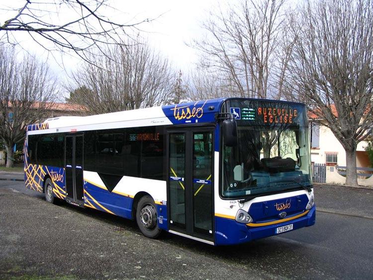 trans 39 bus actualit s photo du mois mars 2006. Black Bedroom Furniture Sets. Home Design Ideas