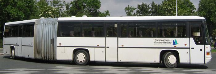 bus articule occasion