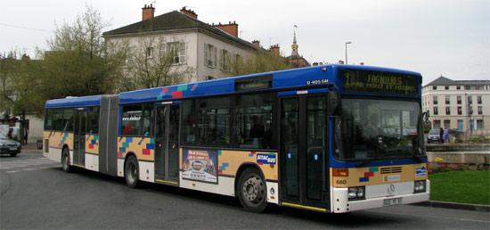trans 39 bus autobus articul mercedes o 405 gn. Black Bedroom Furniture Sets. Home Design Ideas