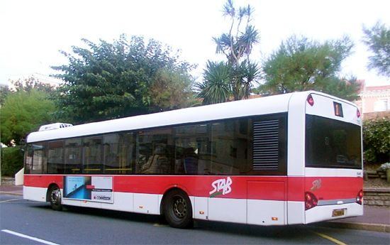 trans 39 bus autobus standard solaris urbino 12. Black Bedroom Furniture Sets. Home Design Ideas
