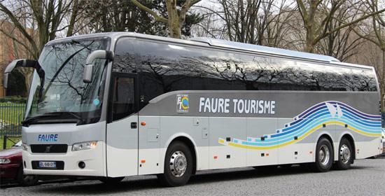 TRANS'BUS - : Volvo 9900