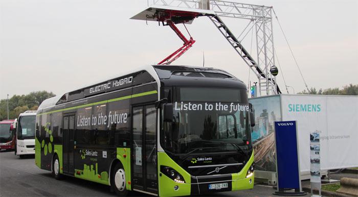 TRANS'BUS - Dossier : Bus électriques