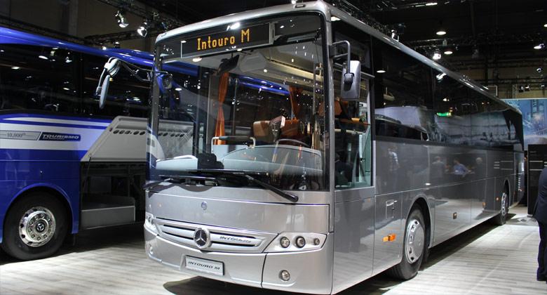 Trans Bus Dossier Busworld 2015 Evobus Mercedes