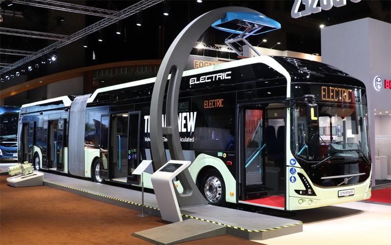 TRANS'BUS - Dossier : Busworld 2019 : Volvo