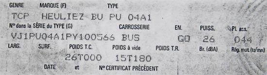 trans 39 bus dossier classification des v hicules de transport en commun. Black Bedroom Furniture Sets. Home Design Ideas